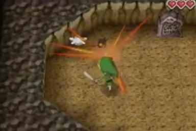 ゼルダの伝説 夢幻の砂時計