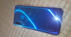 android端末でmicroSD512㎇が使用可能な端末『Huawei P30 lite』をレビュー。